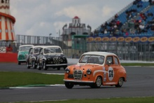 Silverstone Classic 28-30 July 2017At the Home of British MotorsportCelebrity Owners Race  SHIRTCLIFFE TonyFree for editorial use onlyPhoto credit –  JEP