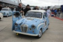 Silverstone Classic 28-30 July 2017At the Home of British MotorsportCelebrity Owners Race ROSS MikeFree for editorial use onlyPhoto credit –  JEP