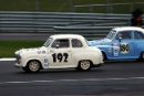 Silverstone Classic 28-30 July 2017At the Home of British MotorsportCelebrity RaceMASON Glenn,  NEEDELL TiffFree for editorial use onlyPhoto credit –  JEP
