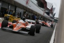 Silverstone Classic 28-30 July 2017At the Home of British MotorsportDave Abbott - Arrows Free for editorial use onlyPhoto credit –  JEP