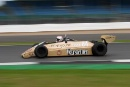 Silverstone Classic 28-30 July 2017At the Home of British MotorsportJonathan Kennard - Arrows Free for editorial use onlyPhoto credit –  JEP