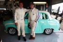 Silverstone Classic 28-30 July 2017At the Home of British MotorsportMark Blundell and Theo Paphitis Free for editorial use onlyPhoto credit –  JEP