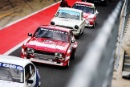 Silverstone Classic 28-30 July 2017At the Home of British MotorsportFord Capri Free for editorial use onlyPhoto credit –  JEP