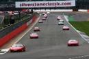 Silverstone Classic 28-30 July 2017 At the Home of British Motorsport ParadesFerrariFree for editorial use only Photo credit – JEP
