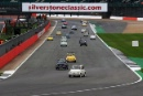 Silverstone Classic 28-30 July 2017 At the Home of British Motorsport ParadesFiat 500Free for editorial use only Photo credit – JEP
