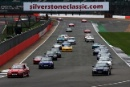 Silverstone Classic 28-30 July 2017 At the Home of British Motorsport ParadesFord EscortFree for editorial use only Photo credit – JEP