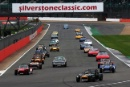 Silverstone Classic 28-30 July 2017 At the Home of British Motorsport ParadesLotusFree for editorial use only Photo credit – JEP