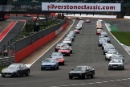 Silverstone Classic 28-30 July 2017 At the Home of British Motorsport ParadesMaseratiFree for editorial use only Photo credit – JEP