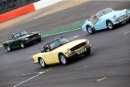 Silverstone Classic 28-30 July 2017 At the Home of British Motorsport ParadesTriumphFree for editorial use only Photo credit – JEP