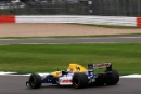Silverstone Classic 28-30 July 2017 At the Home of British Motorsport ParadesNick Yelloly (GBR) in the Williams FW14BFree for editorial use only Photo credit – JEP