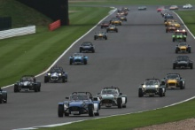 Silverstone Classic 28-30 July 2017At the Home of British MotorsportParadeLotusFree for editorial use onlyPhoto credit –  JEP