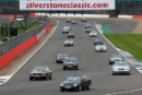 Silverstone Classic 28-30 July 2017At the Home of British MotorsportParadeMercadesFree for editorial use onlyPhoto credit –  JEP