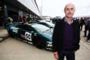 Silverstone Classic 28-30 July 2017 At the Home of British Motorsport GeneralDavid Brabham with the Jaguar XJ220 displayFree for editorial use only Photo credit – JEP