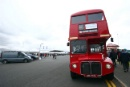 Silverstone Classic 28-30 July 2017At the Home of British MotorsportLondon Buses Free for editorial use onlyPhoto credit –  JEP