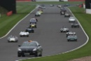 Silverstone Classic 28-30 July 2017At the Home of British MotorsportMaserati Safety CarFree for editorial use onlyPhoto credit –  JEP
