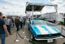 Silverstone Classic28-30TH July 2017At the Home of British MotorsportVillage GreenEbay Restoration Live and Mike Brewers Car ClinicsFree for editorial use onlyPlease credit – Oliver Edwards