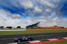 Silverstone Classic 28-30 July 2017At the Home of British MotorsportStirling Moss pre 61 Sports cars MILNER Chris, GREENSALL Nigel, Lister CostinFree for editorial use onlyPhoto credit –  JEP