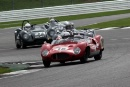 Silverstone Classic 28-30 July 2017At the Home of British MotorsportStirling Moss pre 61 Sports cars DITHERIDGE Anthony, CANNELL Barry, Cooper Monaco Free for editorial use onlyPhoto credit –  JEP