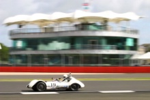 Silverstone Classic 28-30 July 2017At the Home of British MotorsportStirling Moss pre 61 Sports cars EMMERLING Ralf, HOOPER Phil, Elva MkV Free for editorial use onlyPhoto credit –  JEP
