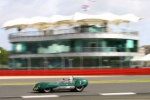 Silverstone Classic 28-30 July 2017At the Home of British MotorsportStirling Moss pre 61 Sports cars BRYANT Grahame, BRYANT Oliver, Lotus 15Free for editorial use onlyPhoto credit –  JEP