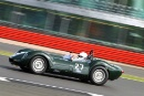 Silverstone Classic 28-30 July 2017At the Home of British MotorsportStirling Moss pre 61 Sports cars ZIEGLER Stefan, Lister KnobblyFree for editorial use onlyPhoto credit –  JEP