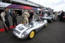 Silverstone Classic 28-30 July 2017At the Home of British MotorsportStirling Moss pre 61 Sports cars AHLERS Keith, BELLINGER Billy, Lola Mk1 Prototype Free for editorial use onlyPhoto credit –  JEP