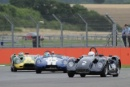 Silverstone Classic 28-30 July 2017At the Home of British MotorsportStirling Moss pre 61 Sports cars PEARSON Gary, Lister ChevroletFree for editorial use onlyPhoto credit –  JEP