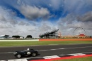 Silverstone Classic 28-30 July 2017At the Home of British MotorsportStirling Moss pre 61 Sports cars  BALL Chris, Jaguar D-typeFree for editorial use onlyPhoto credit –  JEP
