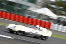 Silverstone Classic 28-30 July 2017At the Home of British MotorsportStirling Moss pre 61 Sports cars GANS Michael, Lotus 15 Free for editorial use onlyPhoto credit –  JEP