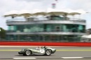 Silverstone Classic 28-30 July 2017At the Home of British MotorsportStirling Moss pre 61 Sports cars LENDOUDIS Kriton, AGUAS Rui, Lister Chevrolet KnobblyFree for editorial use onlyPhoto credit –  JEP