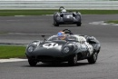 Silverstone Classic 28-30 July 2017At the Home of British MotorsportStirling Moss pre 61 Sports cars WARD Chris, Lister CostinFree for editorial use onlyPhoto credit –  JEP