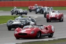 Silverstone Classic 28-30 July 2017At the Home of British MotorsportStirling Moss pre 61 Sports cars WOOLLEY Paul, Cooper MonacoFree for editorial use onlyPhoto credit –  JEP