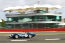 Silverstone Classic 28-30 July 2017At the Home of British MotorsportStirling Moss pre 61 Sports cars THOMAS Sam, TURKINGTON Colin, Lister KnobblyFree for editorial use onlyPhoto credit –  JEP