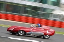 Silverstone Classic 28-30 July 2017At the Home of British MotorsportStirling Moss pre 61 Sports cars CHAMPION Philip, STRETTON Sam, Lotus XI Le MansFree for editorial use onlyPhoto credit –  JEP