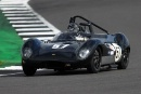 Silverstone Classic 28-30 July 2017At the Home of British MotorsportStirling Moss pre 61 Sports cars ADAMS Peter,  ADAMS Peter, Lola Mk 1Free for editorial use onlyPhoto credit –  JEP