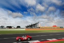 Silverstone Classic 28-30 July 2017At the Home of British MotorsportStirling Moss pre 61 Sports cars FIERRO ELETA Guillermo,  HART Steve, Maserati T61Free for editorial use onlyPhoto credit –  JEP