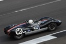 Silverstone Classic 28-30 July 2017At the Home of British MotorsportStirling Moss pre 61 Sports cars MAEERS Justin,  MARTIN Charlie, Cooper MonacoFree for editorial use onlyPhoto credit –  JEP