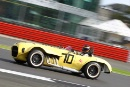 Silverstone Classic 28-30 July 2017At the Home of British MotorsportStirling Moss pre 61 Sports cars NAGAMATSU Ernie, MCCLURG Sean, Old Yeller MkIIFree for editorial use onlyPhoto credit –  JEP