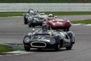 Silverstone Classic 28-30 July 2017At the Home of British MotorsportStirling Moss pre 61 Sports cars MAHMOUD Tarek, BUSTROS Cyril, Cooper Monaco T49Free for editorial use onlyPhoto credit –  JEP