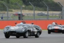Silverstone Classic 28-30 July 2017At the Home of British MotorsportStirling Moss pre 61 Sports cars  HART David, Lister Costin Free for editorial use onlyPhoto credit –  JEP