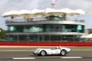 Silverstone Classic 28-30 July 2017At the Home of British MotorsportStirling Moss pre 61 Sports cars FELL Keith, NUTHALL Ian, Lister Jaguar KnobblyFree for editorial use onlyPhoto credit –  JEP