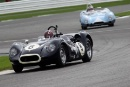 Silverstone Classic 28-30 July 2017At the Home of British MotorsportStirling Moss pre 61 Sports cars  WOOD Tony, NUTHALL Will, Lister KnobblyFree for editorial use onlyPhoto credit –  JEP