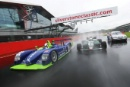 Silverstone Classic (20-21 July 2018) Preview Day, 2 May 2018, At the Home of British Motorsport.Silverstone Classic - Martin Short, Dallara, Jonathan Kennard - Tyrrell and Rickard Rydell, Volvo Free for editorial use only. Photo credit - JEP