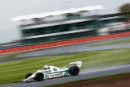 Silverstone Classic (20-21 July 2018) Preview Day, 2 May 2018, At the Home of British Motorsport.Mark Hazell, Williams Free for editorial use only. Photo credit - JEP