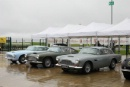 Silverstone Classic (20-21 July 2018) Preview Day, 2 May 2018, At the Home of British Motorsport.Aston Martin Free for editorial use only. Photo credit - JEP