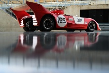 Silverstone Classic . 20-22 July 2018. At the Home of British Motorsport. Lola . Free for editorial use only. Photo credit – JEP