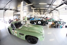 Silverstone Classic 20-22 July 2018At the Home of British MotorsportSilverstone ClassicFree for editorial use onlyPhoto credit – JEP