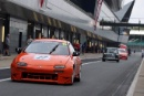 Silverstone Classic 20-22 July 2018At the Home of British MotorsportMazda 323 FFree for editorial use onlyPhoto credit – JEP