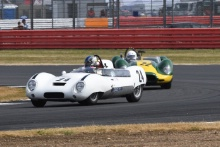 Silverstone Classic 20-22 July 2018At the Home of British Motorsport24 Roger Wills, Lotus 15Free for editorial use onlyPhoto credit – JEP
