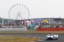 Silverstone Classic 20-22 July 2018At the Home of British Motorsport25 Paul Griffin, Cooper T49 MonacoFree for editorial use onlyPhoto credit – JEP